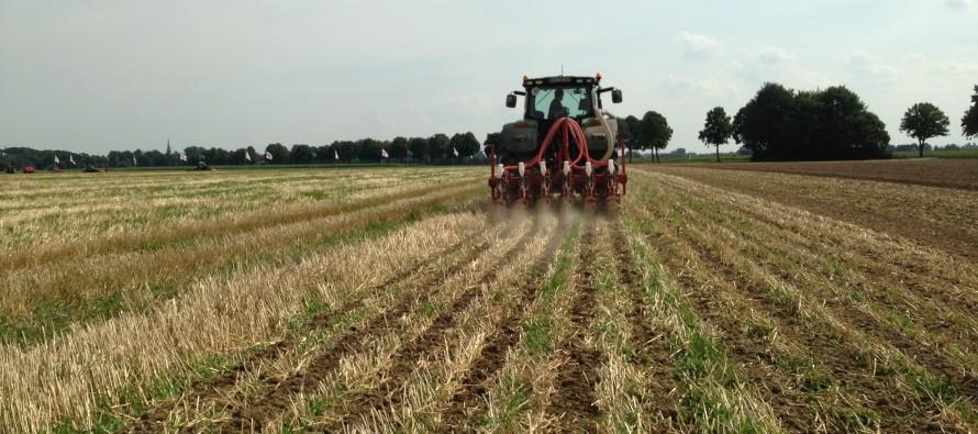 La gestione sostenibile del terreno: la minima lavorazione