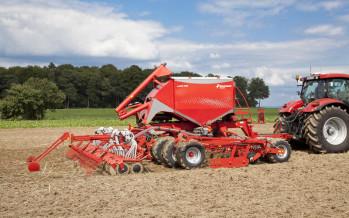 Lavorazione combinata alla semina: come funziona