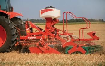Kverneland a-drill, il cantiere ideale per le cover crops