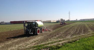 Idee vincenti per distribuire il digestato e applicare i concimi liquidi alla semina del mais