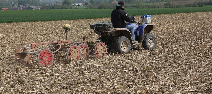 Agricoltura di precisione, una nuova frontiera: le mappe di resistività dei suoli