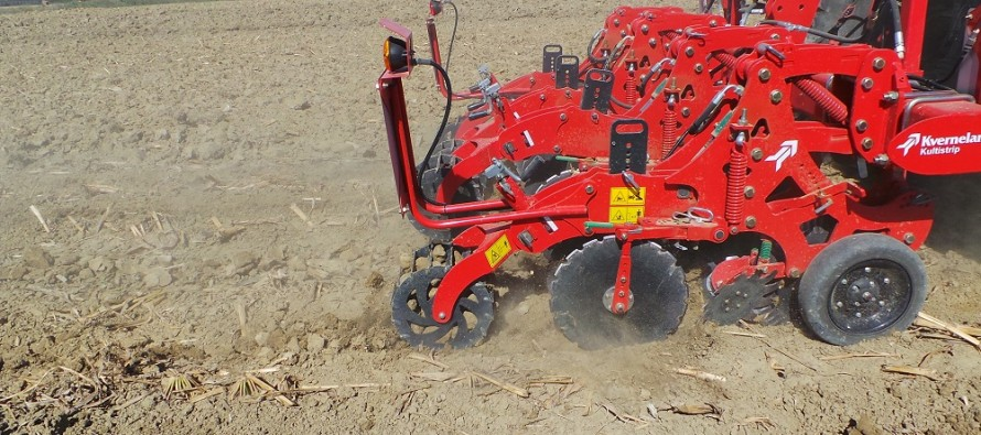 Azienda Furlani: lo strip-till nelle argille della Valdichiana su residui di mais