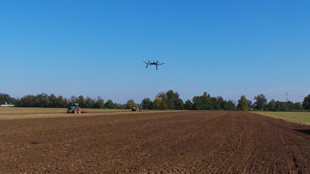 Leonardo Drone Service