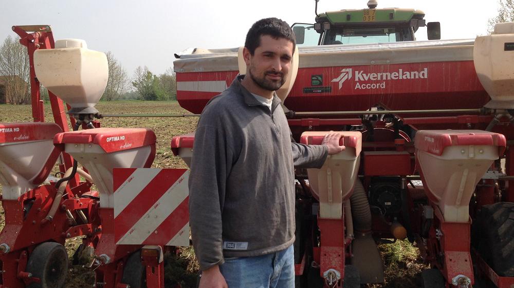 Livio Cortellini di Vescovato.