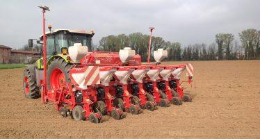 La macchina giusta e una corretta regolazione: solo così si ha successo nella semina su sodo