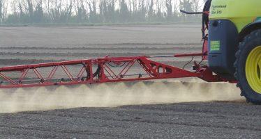 Attrezzature per applicare i fitosanitari: ancora troppo poche quelle già revisionate