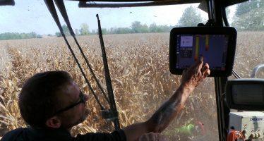 Interpretare le mappe per programmare le semine del mais 2017 con dosi variabili zona per zona