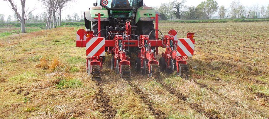 Help Soil, i test pratici di campo in Pianura Padana per valutare i benefici dell'agricoltura conservativa