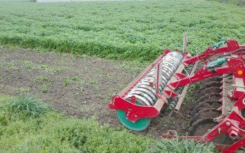 """""""Con l'attrezzo agricolo giusto, taglio i costi di lavorazione e preparo un ottimo letto di semina"""""""