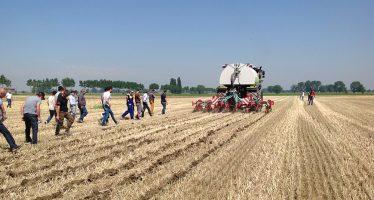 Strip tillage, la tecnica ideale per il corretto utilizzo agronomico di liquami e digestati da biogas