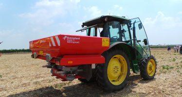 Spandiconcime colabrodo in Italia: è ora di investire, anziché spendere inutilmente sul trattore nuovo
