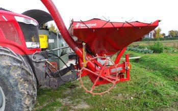 Cereali vernini e pisello: lavorazione e semina in due passaggi al costo di 250 euro/ettaro