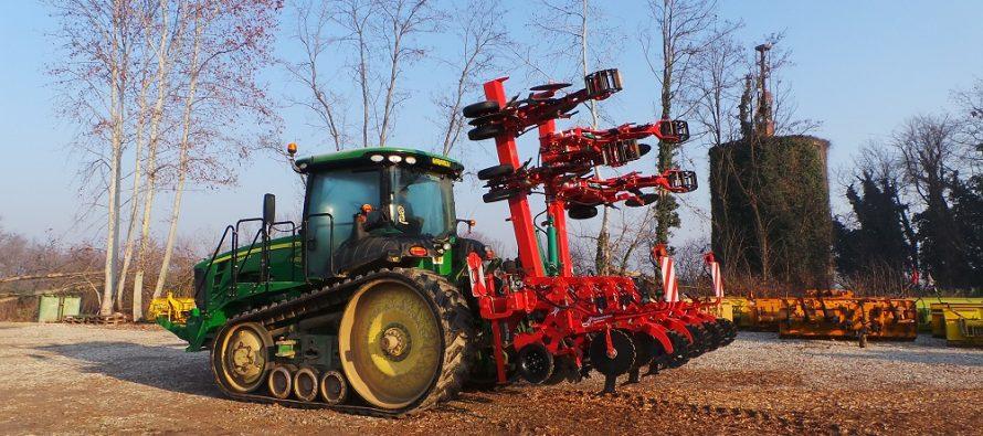 """Il pronostico del contoterzista: """"Fra due anni l'agricoltura di precisione sarà chiesta sempre di più"""""""