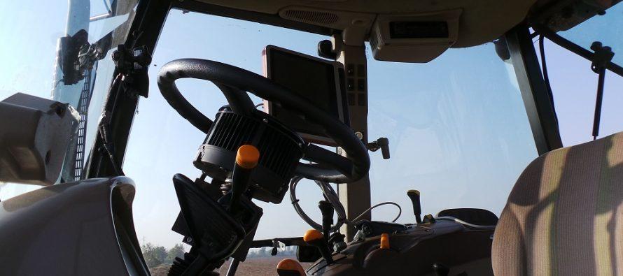 Trattori: la guida assistita è il primo passo per la precisione (e non se ne può fare a meno)