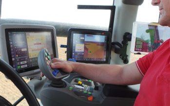 Agricoltura, i prodigi della tecnologia: l'iPad ci ricorda tutti gli interventi eseguiti sul campo