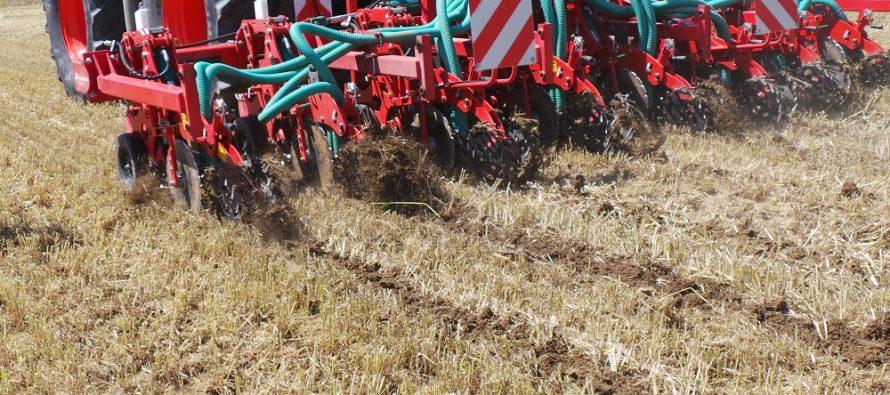 Veneto Agricoltura e strip-till: non è vero che le macchine hanno bassa capacità di lavoro