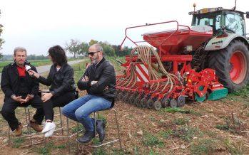 Bendotti Farm, i primi in Italia a seminare con la nuova combinata Kverneland e-drill compact