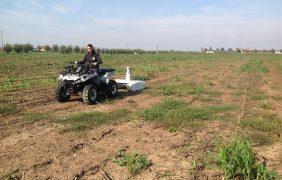 La mappatura del suolo è indispensabile se si vuole applicare bene l'agricoltura di precisione
