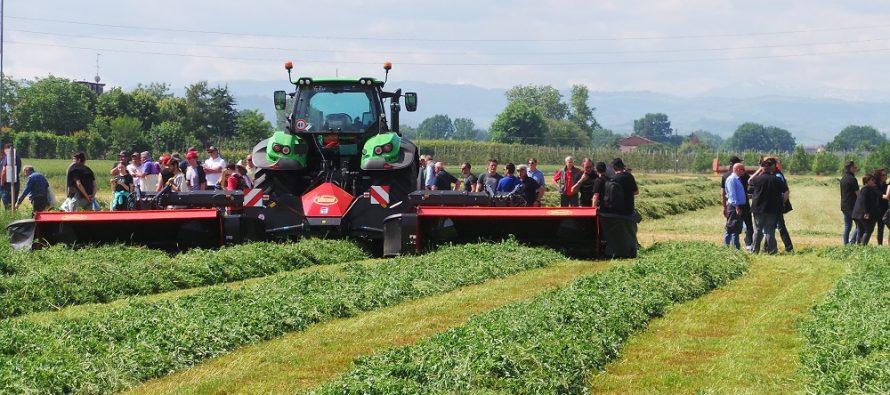 Il modello industriale può essere applicato anche all'agricoltura