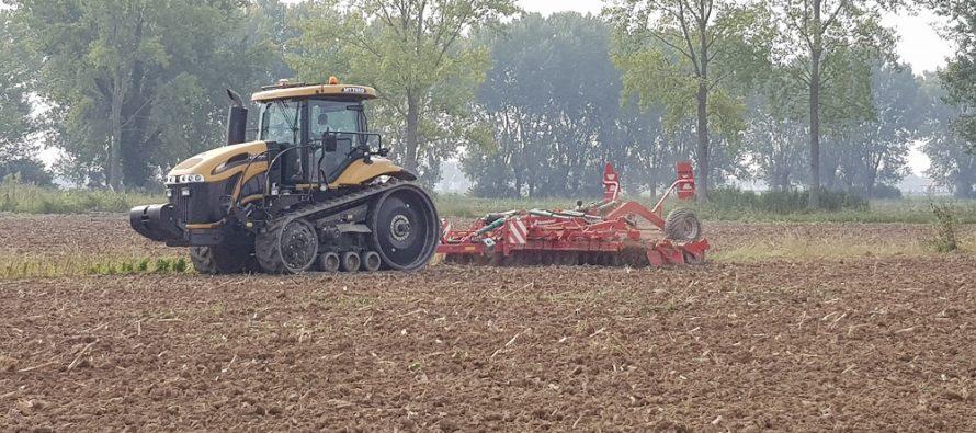 Agricoltura, l'innovazione deve essere pilotata dagli agronomi alle dipendenze dei contoterzisti