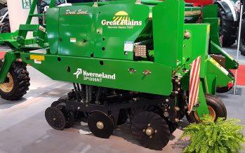 Great Plains rivoluziona la semina su sodo