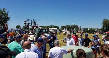 Vicon in campo a Nova Fienagione 2019