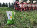 Come seminare la soia su sodo in una giungla di infestanti