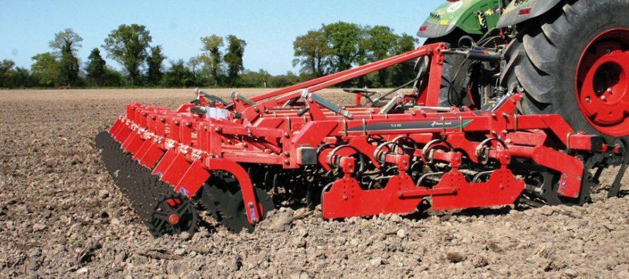 Come preparare il letto di semina (anche sui terreni difficili) col coltivatore Kverneland TLG