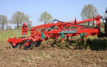 Kverneland Enduro, un nuovo concetto di coltivatore: da superficiale a profondo