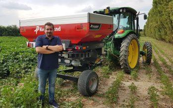 """Nicoli: """"Con l'agricoltura 4.0 azzero gli sprechi e valorizzo i raccolti"""""""